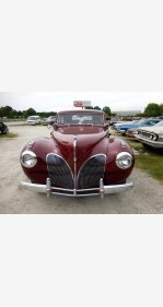 1941 Lincoln Continental for sale 101474526