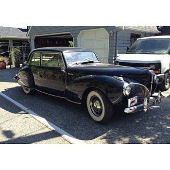 1941 Lincoln Custom for sale 101049078