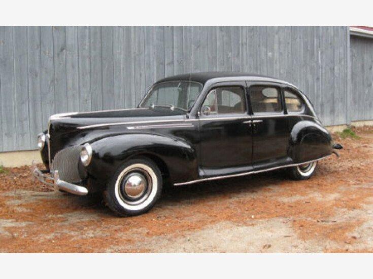 1941 Lincoln Zephyr For Sale Near Freeport Maine 04032 Classics