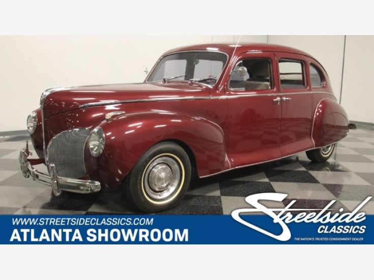1941 Lincoln Zephyr for sale 101603993