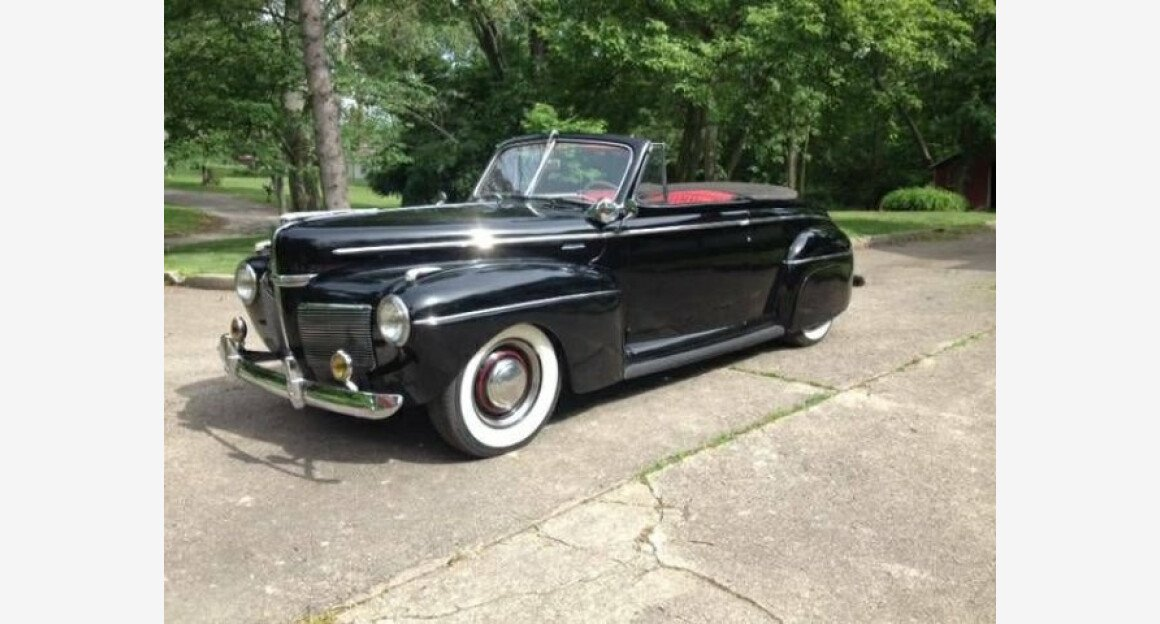 1941 Mercury Other Mercury Models for sale 101001182
