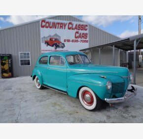 1941 Mercury Other Mercury Models for sale 100967954