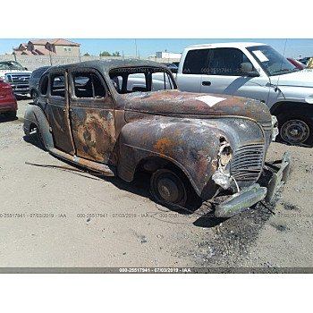 1941 Plymouth Deluxe for sale 101184010