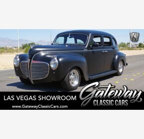 1941 Plymouth Deluxe for sale 101345002