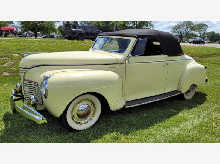 1941 Plymouth Deluxe for sale 101575033