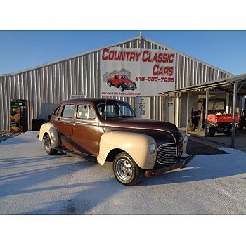 1941 Plymouth Other Plymouth Models for sale 101237585