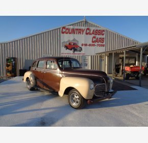 1941 Plymouth Other Plymouth Models for sale 101349073