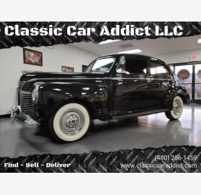 1941 Plymouth Special Deluxe for sale 101454284