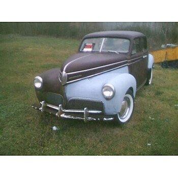 1941 Studebaker Commander for sale 100857227