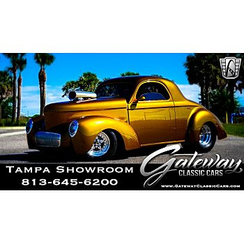 1941 Willys Other Willys Models for sale 101119910