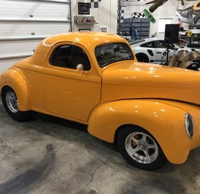 1941 Willys Other Willys Models for sale 101373219