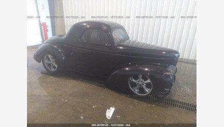 1941 Willys Other Willys Models for sale 101409031