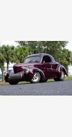 1941 Willys Other Willys Models for sale 101434937