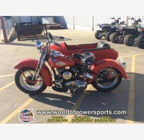 1942 Harley-Davidson FL for sale 200704452