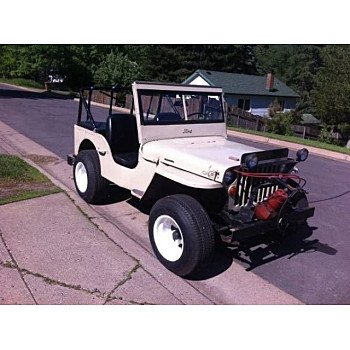 1942 Jeep Other Jeep Models for sale 100865634