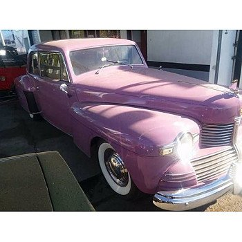1942 Lincoln Continental for sale 101582766