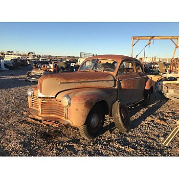 1942 Pontiac Other Pontiac Models for sale 101128569
