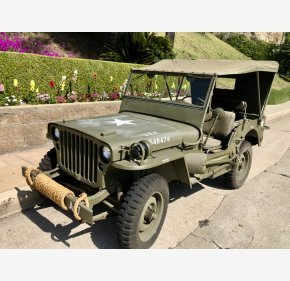 1942 Willys Model 442 for sale 101115985