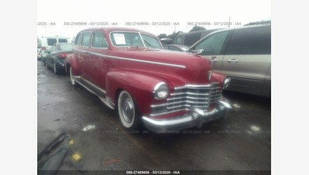 1946 Cadillac Fleetwood for sale 101308691
