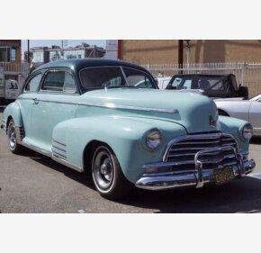 1946 Chevrolet Fleetline for sale 101234430