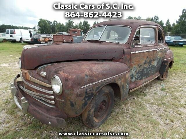 1946 Ford Deluxe Classics For Sale Classics On Autotrader
