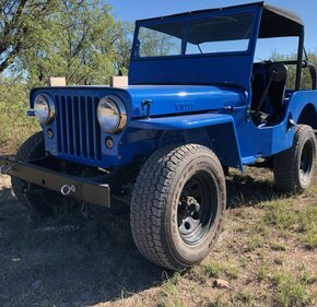 1946 Jeep CJ-2A for sale 101324972