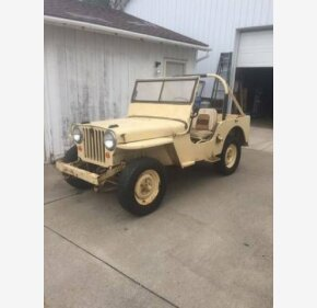 1946 Jeep CJ-2A for sale 101164527
