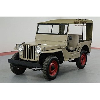1946 Jeep Other Jeep Models for sale 101050350