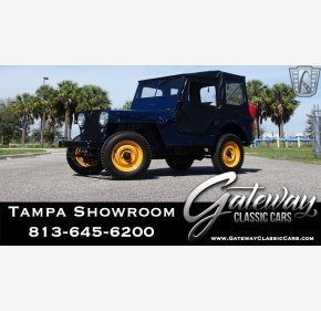 1946 Jeep Other Jeep Models for sale 101100601