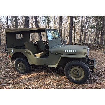 1946 Willys CJ-2A for sale 100978614