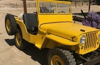 1946 Willys CJ-2A for sale 101007266