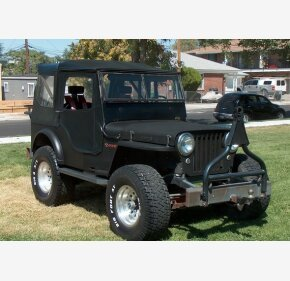 Willys Cj 2a Classics For Sale Classics On Autotrader