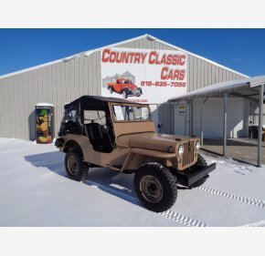 1946 Willys Other Willys Models for sale 101102848
