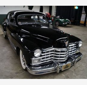 1947 Cadillac Fleetwood for sale 101215500