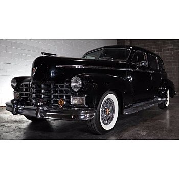 1947 Cadillac Fleetwood for sale 101446033