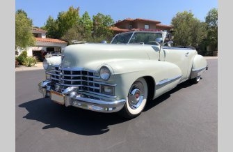 1947 Cadillac Series 62 for sale 101378051