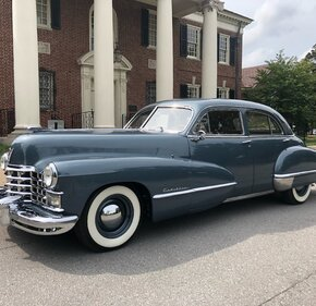 1947 Cadillac Series 62 for sale 101373737