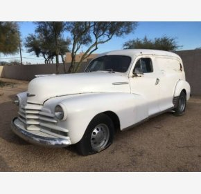 1947 Chevrolet Other Chevrolet Models for sale 101138642