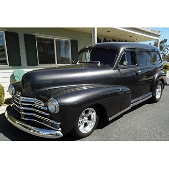 1947 Chevrolet Sedan Delivery for sale 101086638