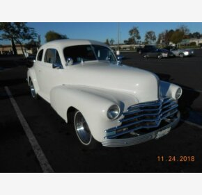 1947 Chevrolet Stylemaster for sale 101094226