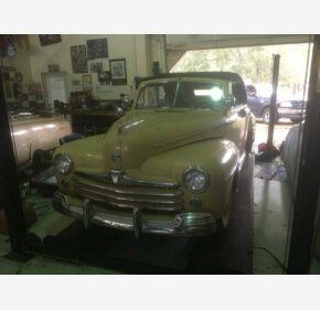 1947 Ford Super Deluxe for sale 101105084