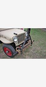 1947 Jeep CJ-2A for sale 101383440