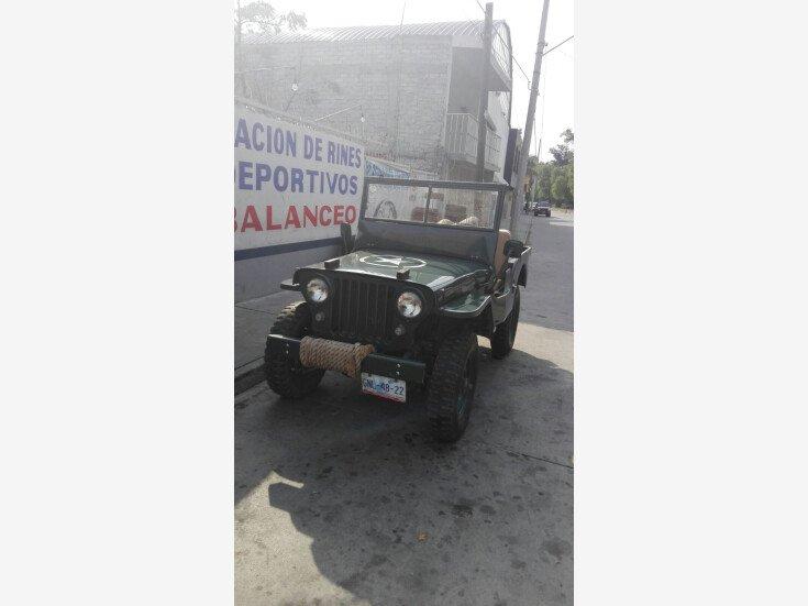 1947 Jeep CJ-2A for sale 100750299