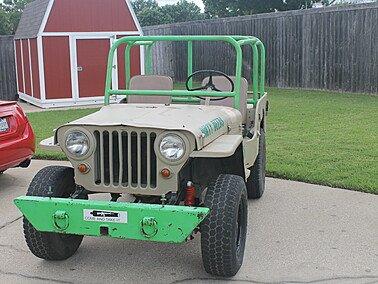 1947 Jeep CJ-2A for sale 101550696