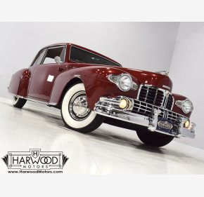 1947 Lincoln Continental for sale 101250346