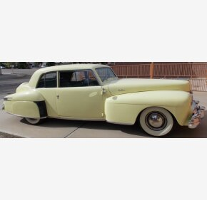 1947 Lincoln Continental for sale 101253711