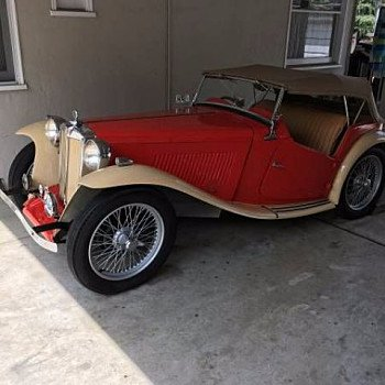1947 MG TC for sale 100922752