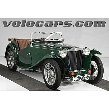 1947 MG TC for sale 101200437