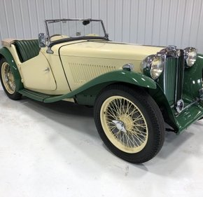 1947 MG TC for sale 101326625