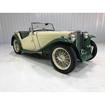 1947 MG TC for sale 101376397